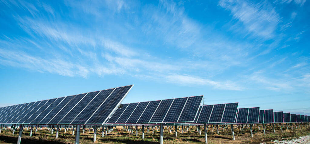 picture showing solar panels being used as renewable energy in tokyo olympics 2020 | Agrrro
