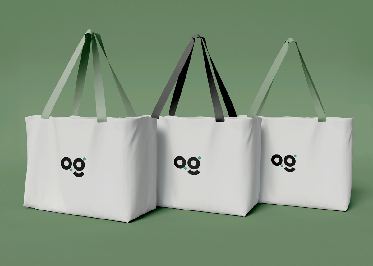 clothing bags showing eco friendly packaging made out of clothes | Agrrro